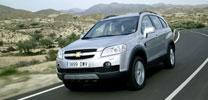Chevrolet Captiva: Mit Diesel eine gute Wahl