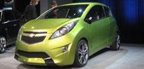 Chevrolet: Drei Kleine für die große Welt