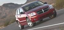 Dodge Caliber CRD: Bollwerk der Kompaktklasse