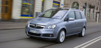 Fahrbericht Opel Zafira: In alter Frische