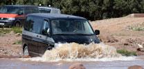 Fahrbericht - VW Allrad-Transporter im Rallye-Härtetest