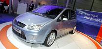 Ford C-Max: Jetzt auch kinetisch