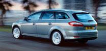 Ford Mondeo: Mit der Lizenz zum Fahren
