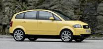 Gebrauchtwagentipp Audi A2: Der Drei-Liter-Kleinwagen