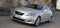 Lexus IS: Kürzere Achsübersetzung für bessere Sprints