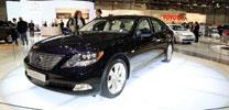 Lexus LS 600h: Nummer drei naht