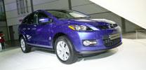 Mazda CX-7: SUV mit Sportlergen