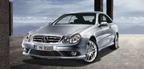 Mercedes CLK Sondermodell Sport Edition: Sportschau
