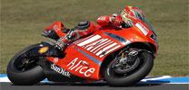 MotoGP 2007: Rennkalender - Platzierungen - Fotoshows