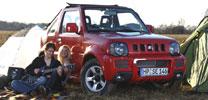 Neue Auflage des Sondermodells Suzuki Jimny