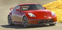 Nissan 350Z Nismo: Spoilerwerk für die Straße