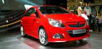 Opel Corsa OPC: Rot-Runner