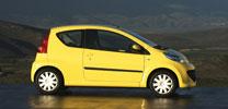 Peugeot 107: Neue Sondermodelle und ESP als Option