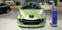 Peugeot 207 CC: Erfolgsgarant