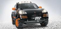 Porsche Cayenne S Transsyberia - Für ganz harte Kerle