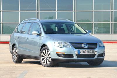 VW Passat Blue Motion: Die Blaue Bewegung geht weiter