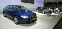 VW Passat BlueMotion: Blau als Ökofarbe