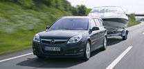 Anhänger-Stabilitätsprogramm von Opel sorgt für mehr Sicherheit