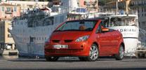 Fahrbericht Mitsubishi Colt CZC: Keine Luftnummer