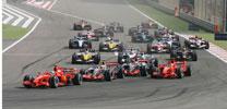 GP von Spanien in Barcelona
