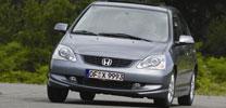 Gebrauchtwagentipp: Honda Civic