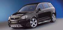 Irmscher Opel Antara: Kompakt-SUV mit individueller Note