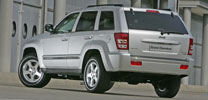 Jeep Grand Cherokee S-Limited: 600 Euro sparen