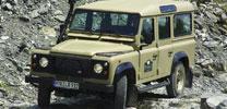 Land Rover Defender: Komfortzuwachs für den Allradklassiker
