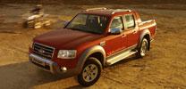 Neuer Diesel für Ford Ranger
