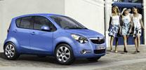 Neuer Opel Agila feiert Premiere auf der IAA