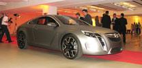 Opel schickt die GTC-Studie als Markenbotschafter nach Hamburg