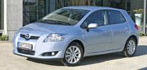 Pressefahrt Toyota Auris: Goldene Zeiten