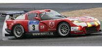Dodge Viper erfolgreich beim 24h-Rennen auf dem Nürburgring