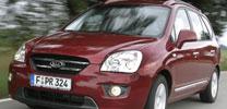 Fahrbericht: Kia Carens 2.0 CRD: Nicht nur preislich attraktiv