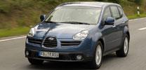 Fahrbericht Subaru B9 Tribeca: Sanfter Riese aus Übersee