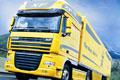 Ferienfahrverbot: Lastwagen müssen Pause machen