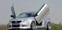 Flügeltüren für den VW Eos