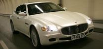 Maserati Quattroporte wird ein Klassiker werden