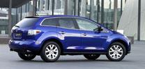 Mazda CX-7: Die Idee hinter dem Design