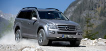 Mercedes-Benz: Neuer Kompakt-SUV GLK kommt 2008