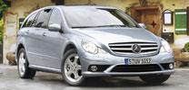 Mercedes-Benz liefert R-Klasse auch ohne Allradantrieb