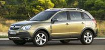 Opel Antara: SUV für Familie und Freizeit