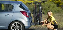 Opel Flex-Fix-Gepäckträger zum Ausziehen verkauft sich gut