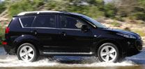 Peugeot 4007: Offroad-Franzose mit japanischen Genen