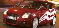 Suzuki Swift Sport in exklusiver Sonderauflage
