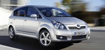 Toyota Corolla Verso: Feinschliff für den Meister des Alltags