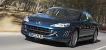 Videobericht - Peugeot 407 Coupé
