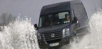 Volkswagen Crafter: Feinabstimmung für den Alleskönner