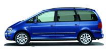 Volkswagen präsentiert Sondermodell Sharan