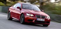 BMW M3: Hoch hinaus